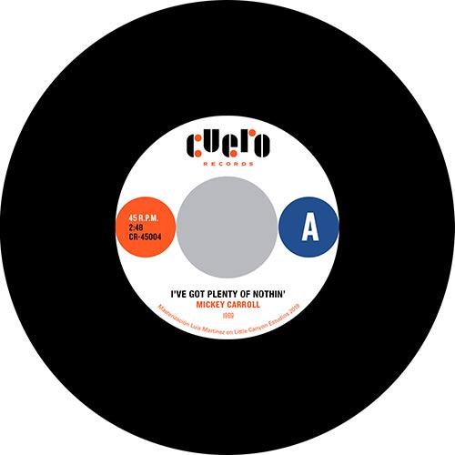 cuero-records-mickey-carroll-label-a