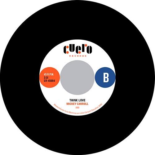 cuero-records-mickey-carroll-label-b