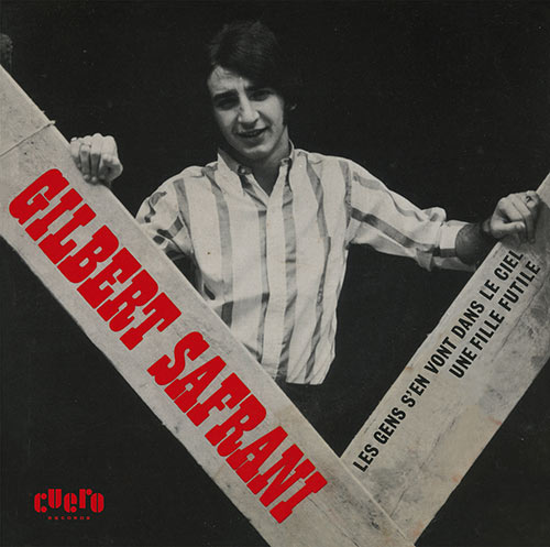 cuero-records-gilbert-safrani-cover