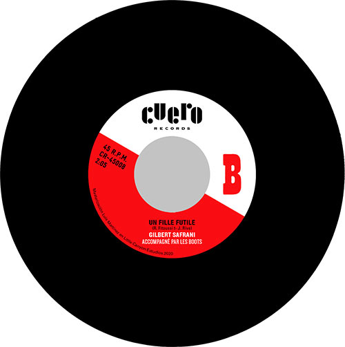 cuero-records-gilbert-safrani-label-b